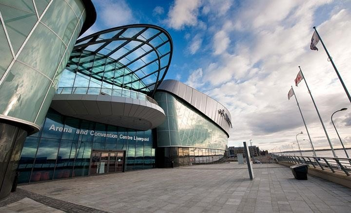 The Arena and Convention Centre, Liverpool